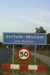 Kermis in Vortum-Mullem 2017 centrum Vortum-Mullem