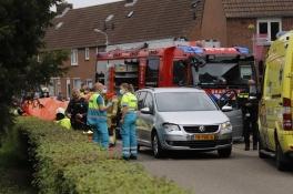 Kind wordt geschept door auto en raakt zwaargewond in Boxmeer