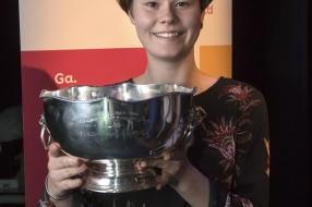 Simone Hendriks wint Public Speaking Award