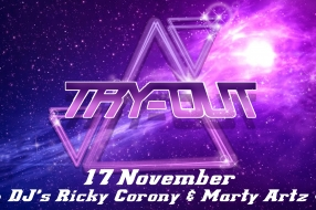 TRY-OUT 17 NOVEMBER.