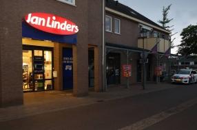 Gewapende overval op supermarkt Jan Linders in Sint Anthonis