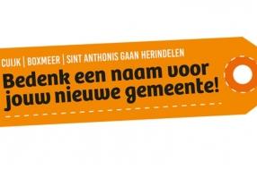Inwoners mogen het zeggen: nog drie namen voor nieuwe fusiegemeente Boxmeer, Cuijk en Sint Anthonis