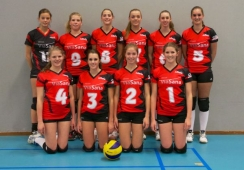 Foto's van Activia volleybalvereniging
