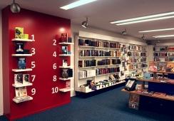 Foto's van Hendriks kantoorboekhandel