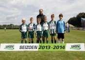 Foto's van Sportvereniging DSV   -   voetbal
