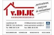 Aannemersbedrijf Van Dijk Logo