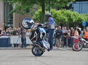 Freestyle stundriding met Mattie Griffin.