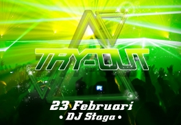 FEEST BIJ TRY-OUT SINT ANTHONIS