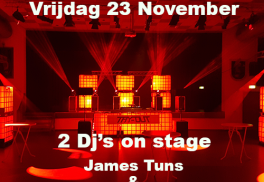 TRY-OUT SINT ANTHONIS 23 NOV.