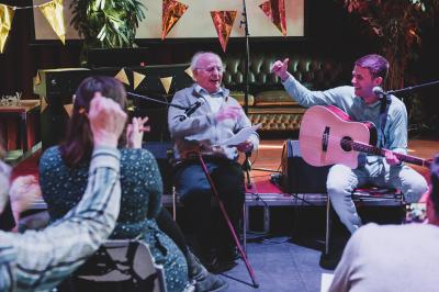 Evenement: Huiskamerfestival De Liefde voor Muziek
