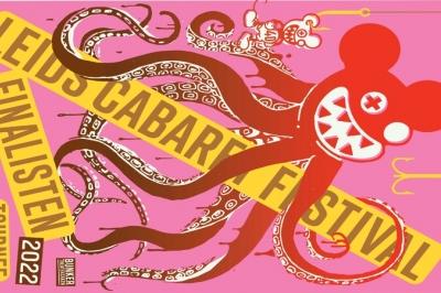 Evenement: LEIDS CABARET FESTIVAL LEIDS CABARET FESTIVAL FINALISTENTOUR 2022