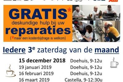 Evenement: Repair Café Cuijk