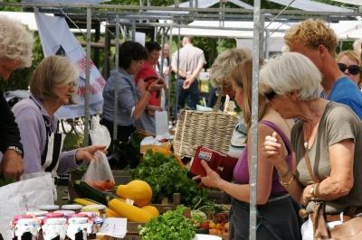 Evenement: streekmarkt Groeningen