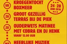 Kermis Boxmeer - De Piek