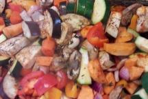 Kookworkshop volop groente