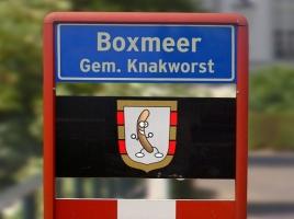 Waarom gemeente Knakworst toch echt de beste naam is na de fusie van Boxmeer, Sint-Anthonis en Cuijk